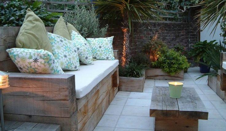 43 mejores im genes de casa en pinterest arquitectos - Muebles madera natural sin tratar ...