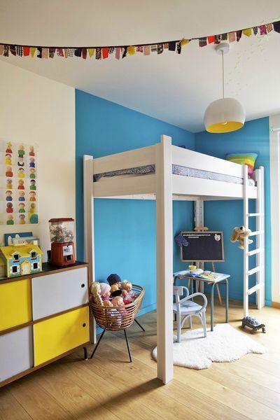 chambre enfant 8 ans chez Anne Sophie / So deco
