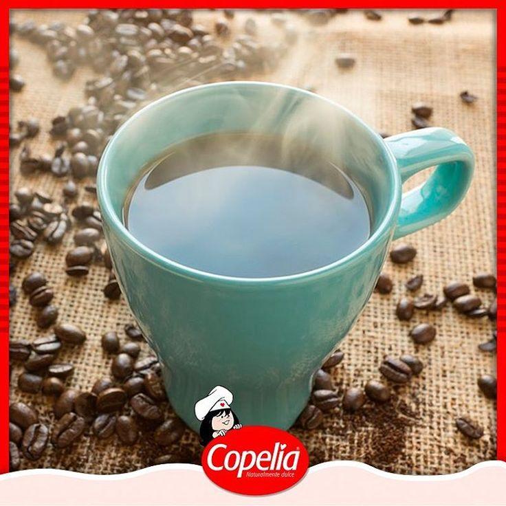 Dos tradiciones que se complementan y  le dan a nuestro país un carácter especial: El Café y #Copelia. www.alimentoscopelia.com