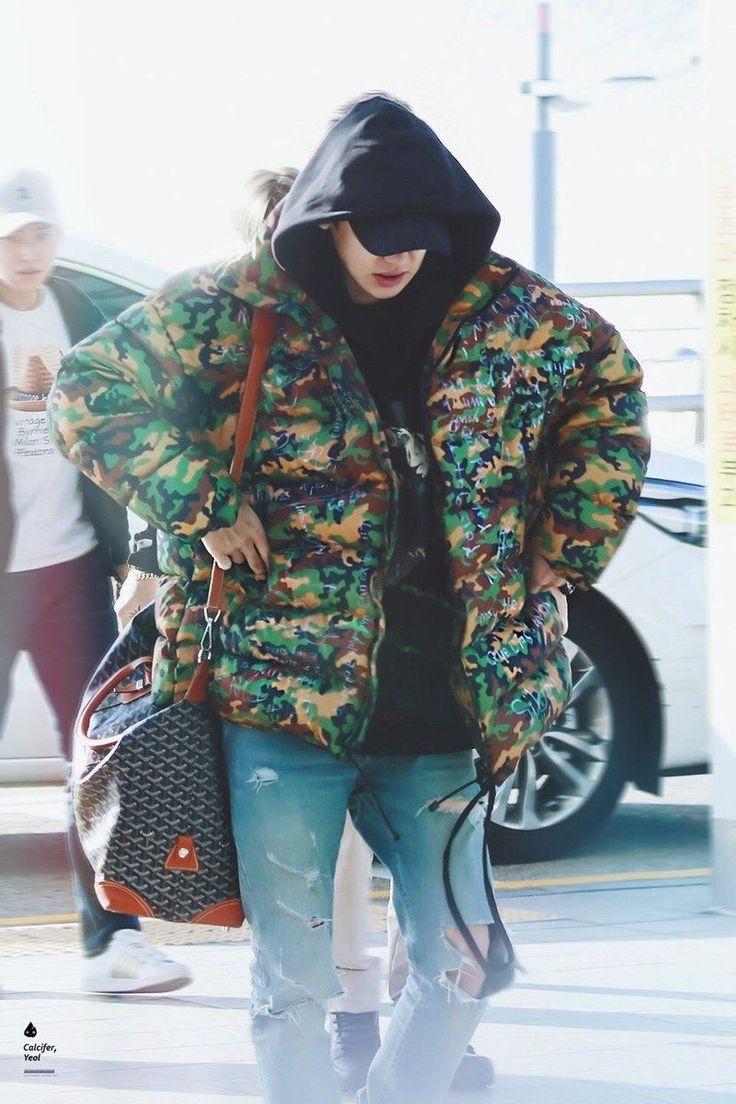 [HQ] [171130] #Chanyeol @ ICN airport heading to HongKong