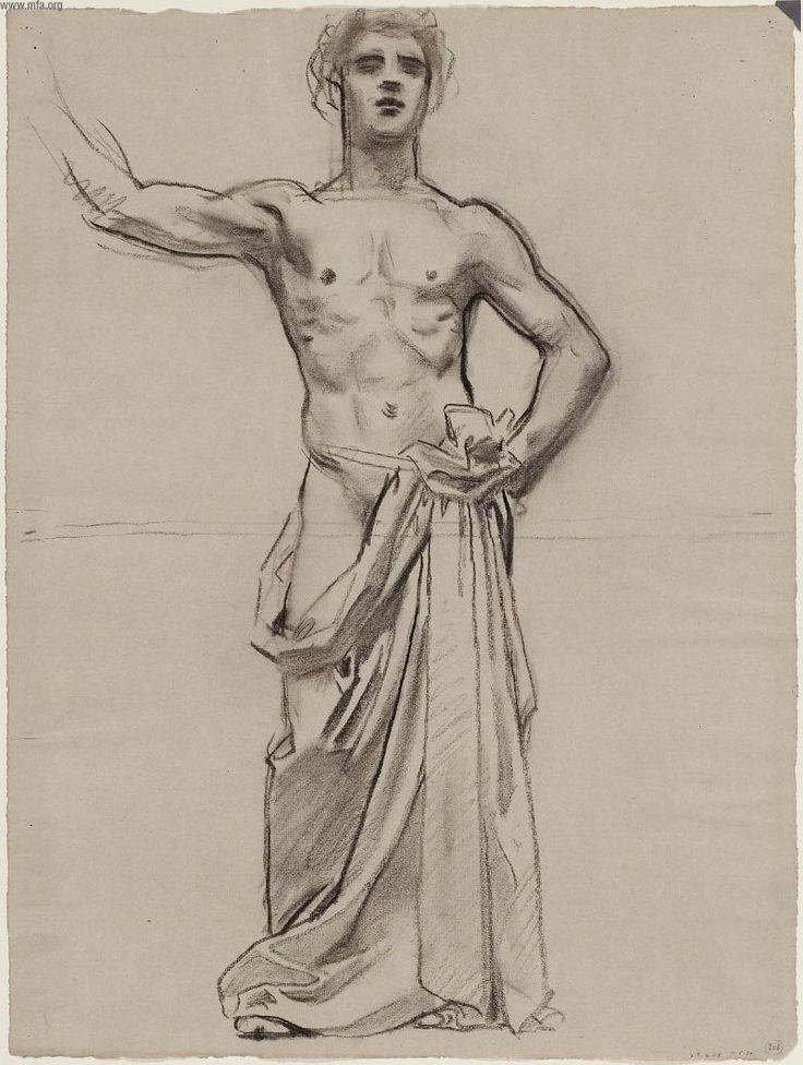 John Singer Sargent's Apollo