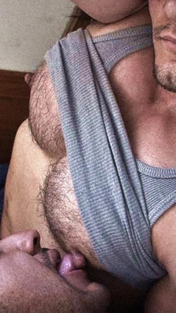 from Roland gay bear nipple play