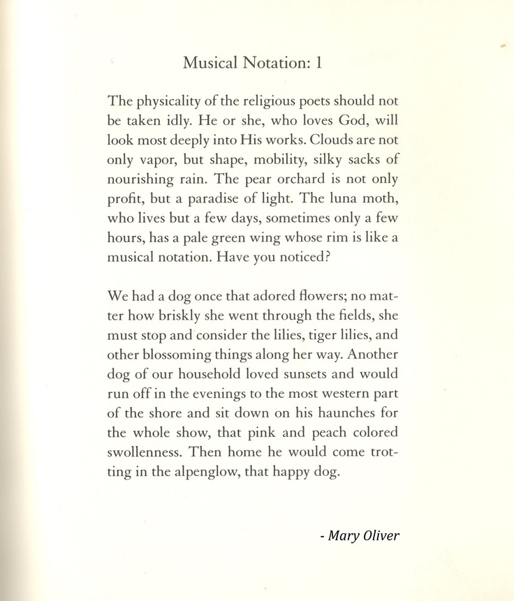 singapore by mary oliver thesis