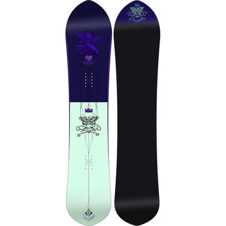 Buy the Salomon Snowboards Pillow Talk Snowboard online or shop all Powder Snowboards from Backcountry.com.