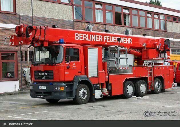 #FireTrucks #MAN #MAN_SE #VW_GROUP $DE