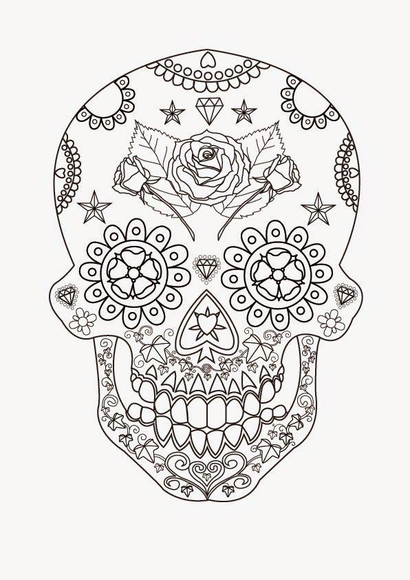 1277 best Skulls(sugar,dod,Mexican ) images on Pinterest