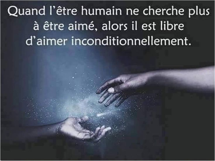 Aimer inconditionnellement