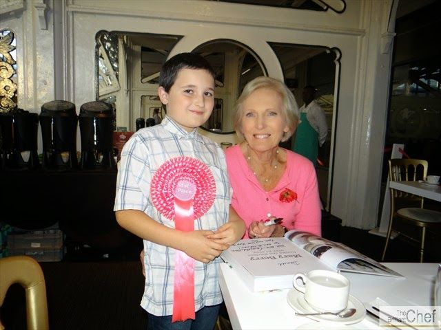 The Brilliant Chef: Bakes and Cakes Show: Meeting Mary Berry
