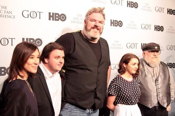 The New Game Of Thrones Cast Members