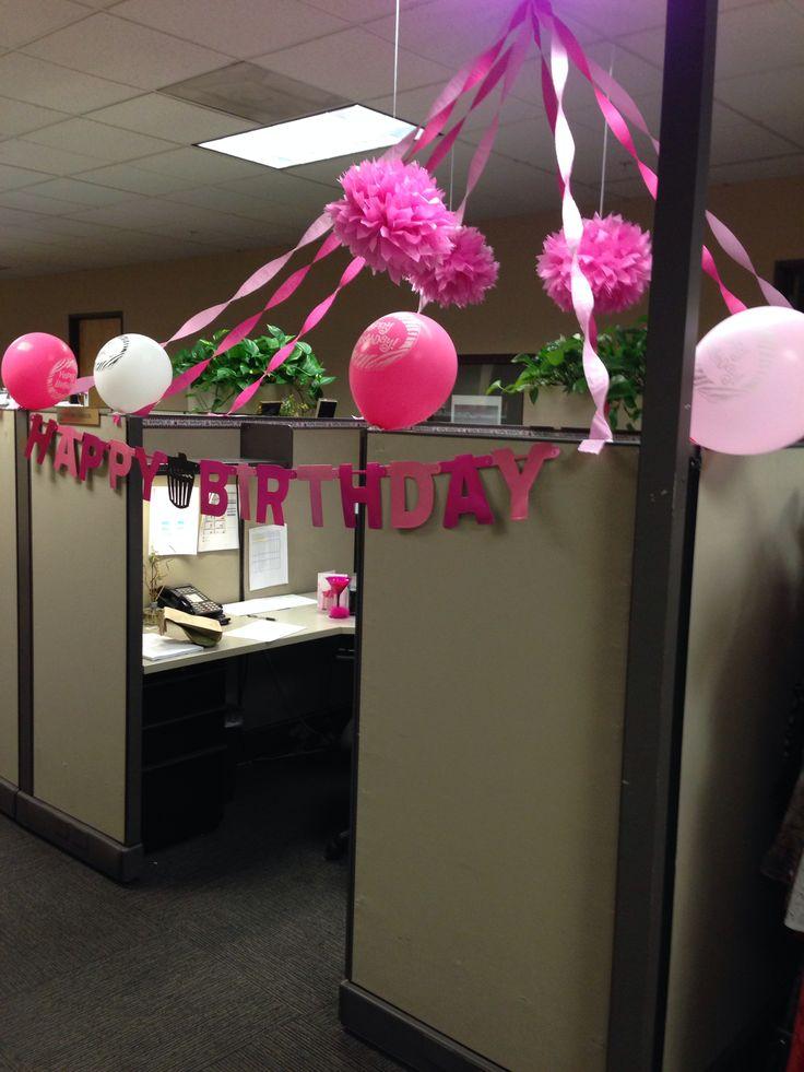 office birthday decoration ideas. Best 25 Cubicle Birthday Decorations Ideas On Office Decoration