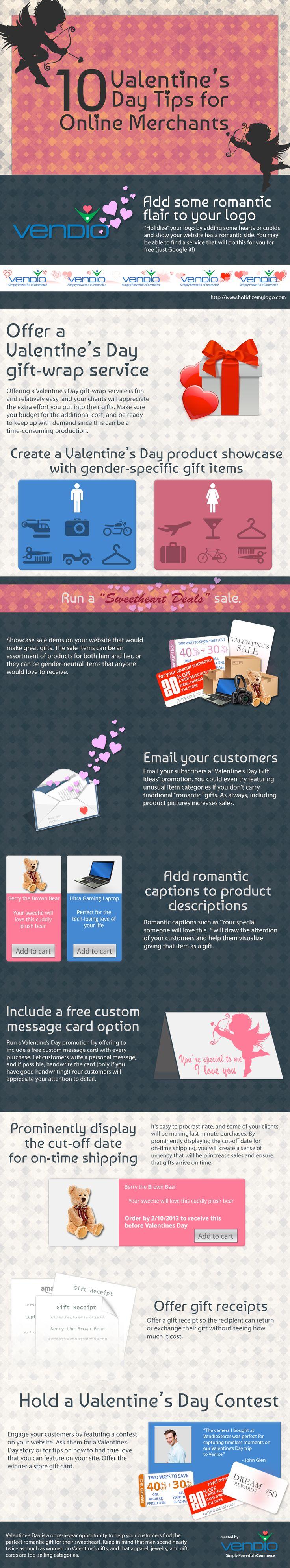 Walentynkowe porady dla sklepów internetowych!    Walentynkowe promocje również na http://promocyjni.pl/.