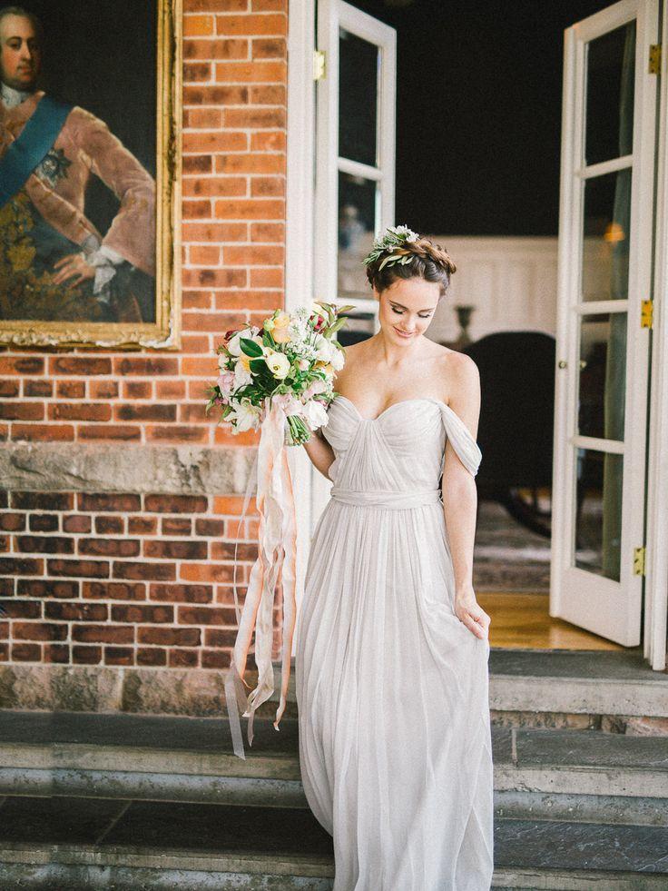 landgon hall wedding, alexandra grecco wedding dress, wedding flowers, toronto historical wedding venues