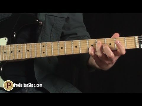 ▶ Jimi Hendrix - Foxy Lady Guitar Lesson - YouTube