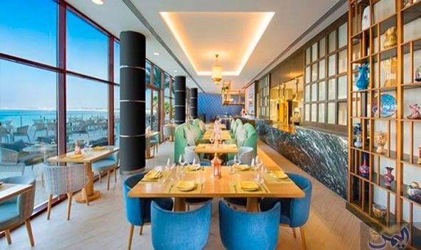 هيلتون جزيرة المرجان يستقبل الصائمين في مطعم مازا House Design Design Home