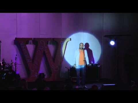 Queensland State Final of the Australian Poetry Slam 2014 - Steven Oliver Tie Break - YouTube