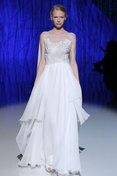 Vestidos de novia palabra de honor 2017: ¡El diseño más deseado! Image: 22