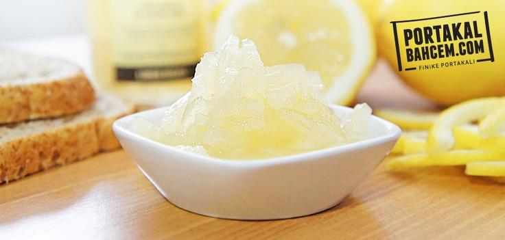 Bu lezzeti kaçırmayın!  Ev Yapımı Limon Reçeli ► http://www.portakalbahcem.com/urun/ev-yapimi-limon-receli/