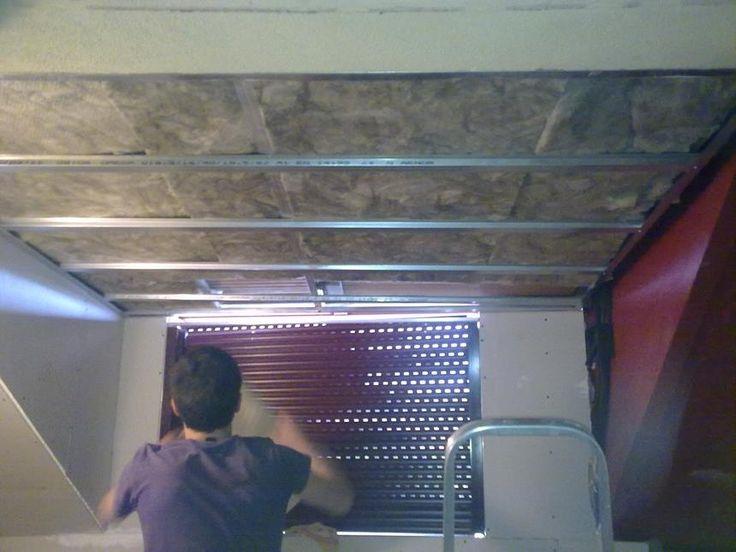 1000 images about gusolin s c aislamientos t rmicos y - Aislamiento termico techos interior ...