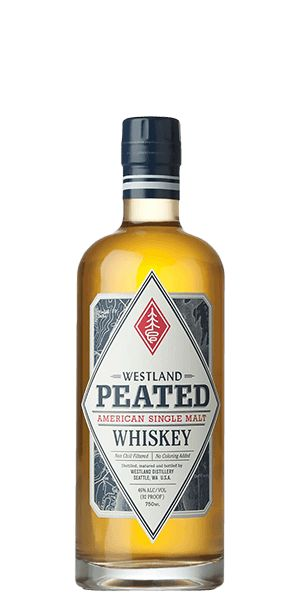 Westland Whiskey Single Malt Peated
