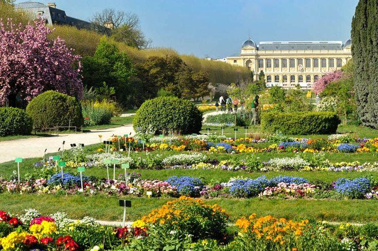 Jardin des Plantes © MNHN - François Grandin
