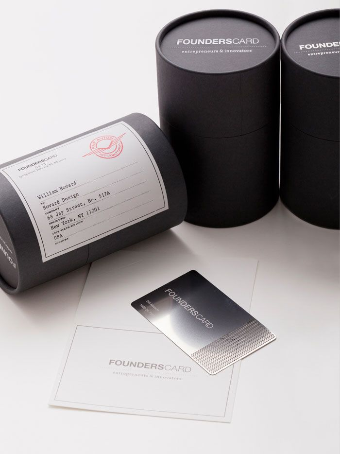 """The final design included a customized tube, insert card, mailing label and custom-designed postage stamp.One new member already noted it as 'a great example of a membership packagedone right: the design is impeccable.'""""  #package #design    Designed byHovard Design"""