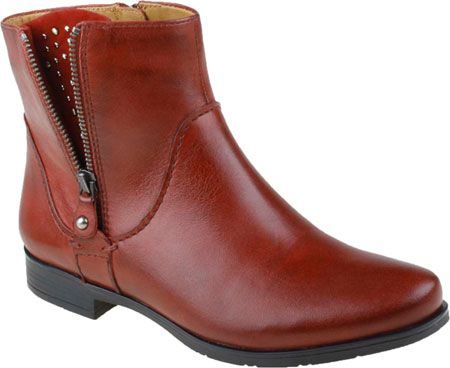 Impeccable craftsmanship and premium materials come together to create the  perfect everyday bootie with peek-