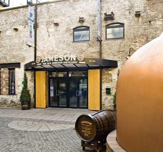 Jameson Distillery: Visita alla distilleria Jamesons a Dublino - Guida completa alla visita della famosa distilleria di Whiskey Irlandese di Dublino. Articolo completo su http://www.tuttoirlanda.com/distilleria-jameson-dublino