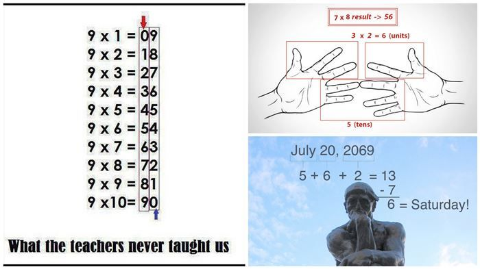 7 Math Hacks That Will Change Your Lives!
