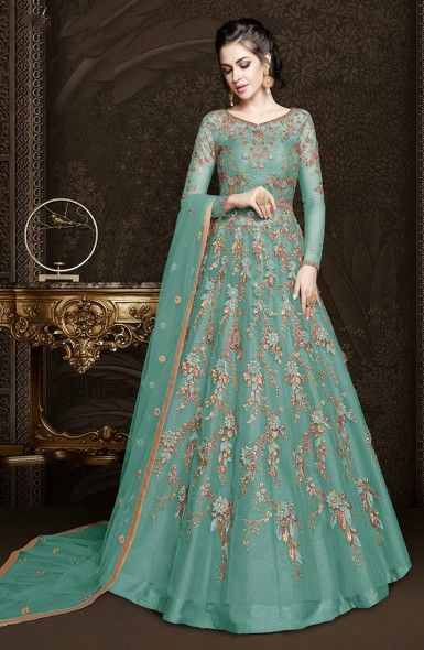 7f1d69c3ed Buy designer anarkali suits online at cheap wholesale prices, Latest  collections of ethnic wear clothing #shopping #clothing #fashion  #anarkalidress # ...