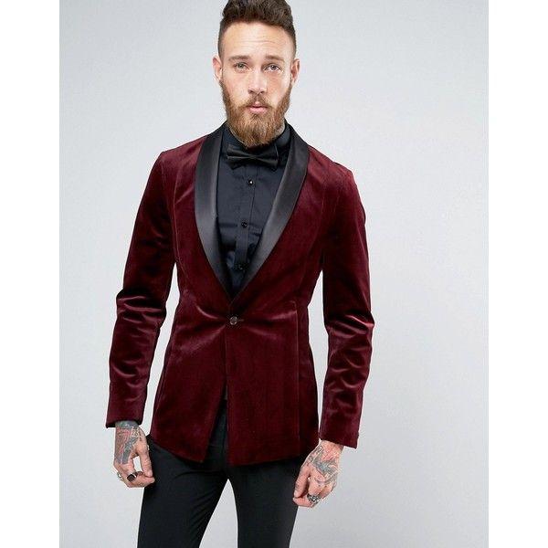 17 best ideas about Mens Burgundy Blazer on Pinterest | Mens suits ...