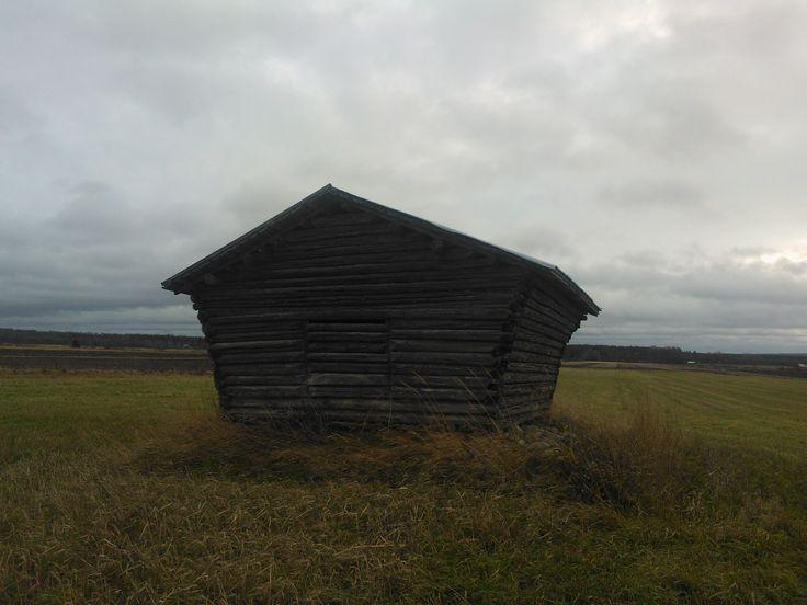 Old barn ,