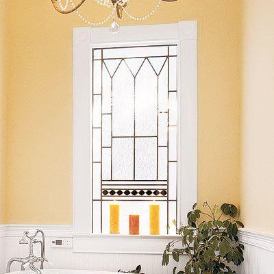 21 Thrifty Ways to Deck Out Your Bath80 best bathroom window images on Pinterest   Bathroom ideas  . Replace Bathroom Window Diy. Home Design Ideas