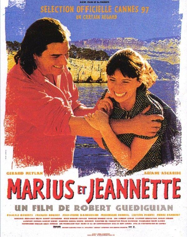 Affiche du film Marius et Jeannette