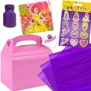 Girls Party Gift Box - PGB022