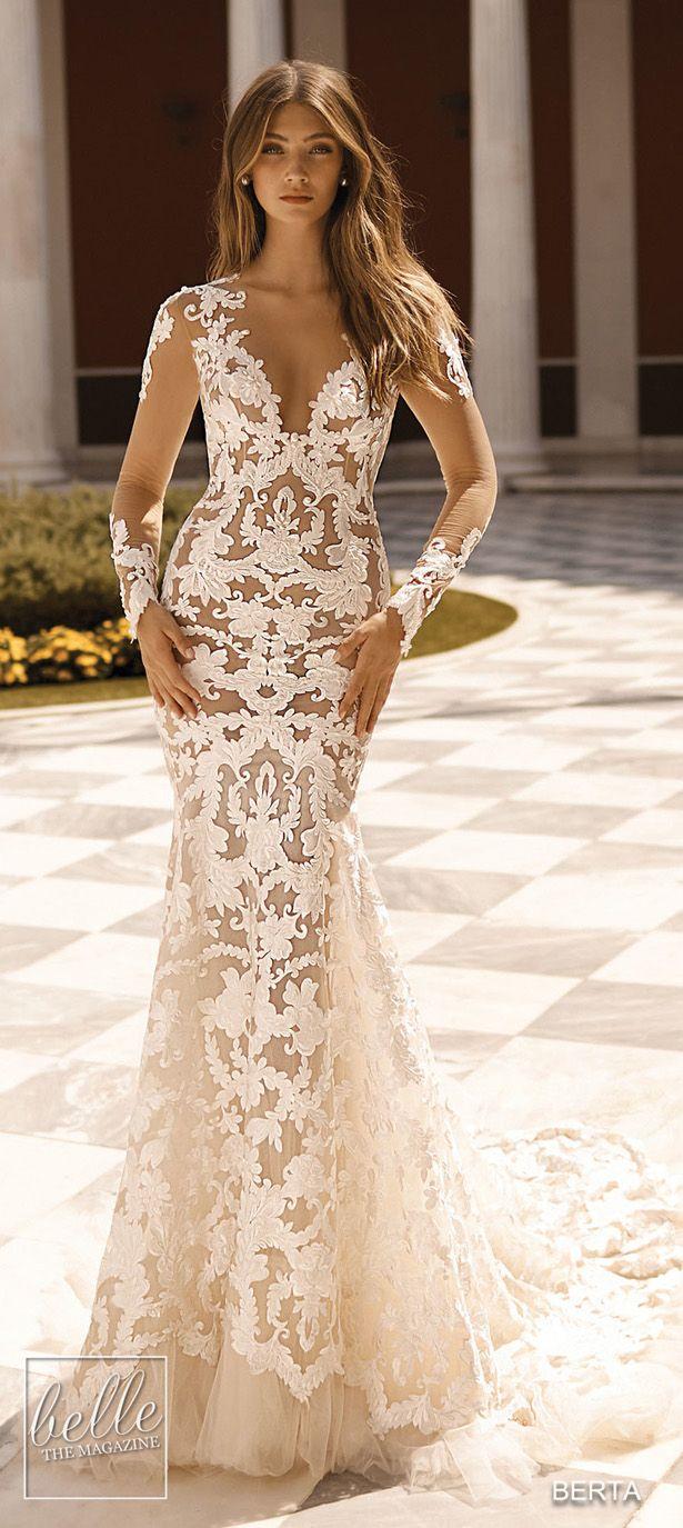 Berta wedding dresses fall athens bridal collection wedding