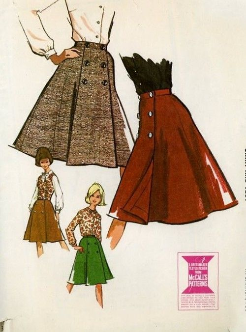 #sewing skirt