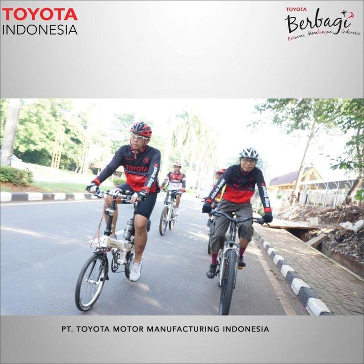 Toyota Cycling Club (TCC) merupakan komunitas sepeda Toyota yang resmi berdiri pada tanggal 14 Juni 2015, dimana anggota dari TCC merupakan karyawan TMMIN dan TAM. Pada awal tahun 2016, TCC mengadakan Gowes Bareng Perdana, pada tanggal 10 Januari 2016. Selain untuk olahraga, Gowes Bareng ini juga dilakukan untuk mempererat silahturahmi antar karyawan serta untuk mengumumkan aktivitas tahunan TCC kedepannya. #infoTMMIN