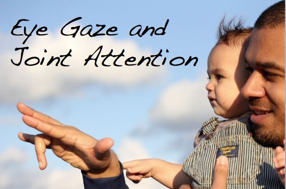 Eye Gaze and Joint Attention
