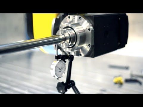 5 Axis CNC Alignment Verification Training with a Fagor CNC Control - YouTube