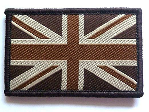 Best Brown Union Flag Google Search Flag Patches Badge Retro 400 x 300