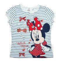 tricou MS Minnie 2 - alb