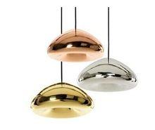 Gold/Silver/Copper Famous T.D Void Light Copper Suspension Light Design light Home Decoration Living Room/Bedroom PLL-175(China (Mainland))