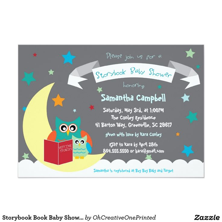 103 best Storybook theme ideas images on Pinterest | Baby showers ...