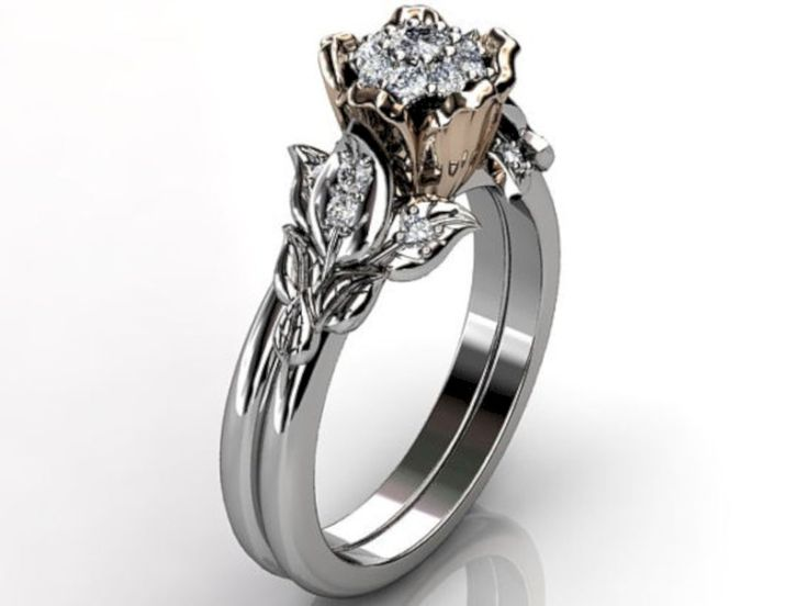 60 unique and unusual wedding rings ideas - Unusual Wedding Rings