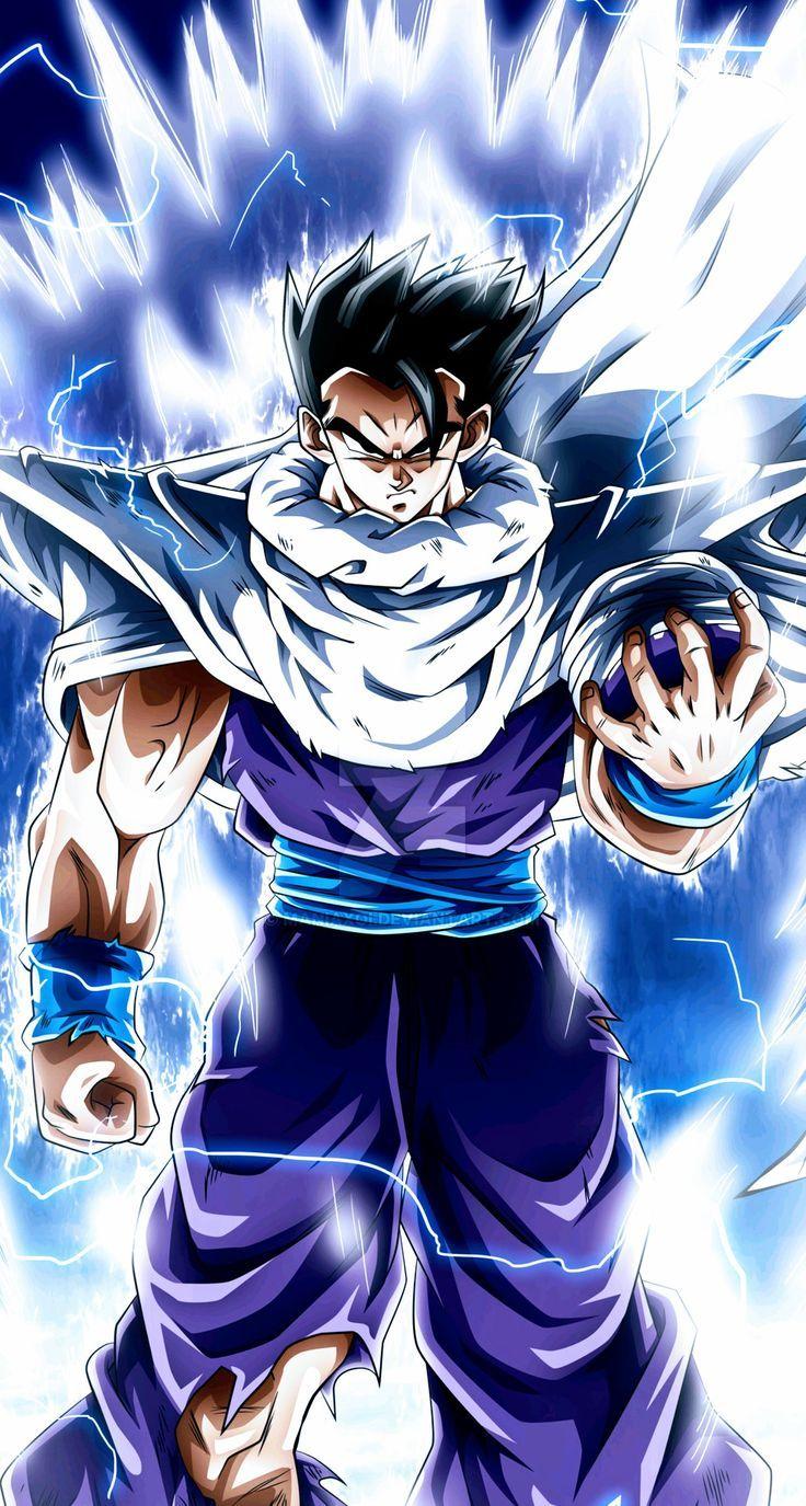 Ultimate Gohan Dragon Ball Super Mit Bildern Dragonball Z