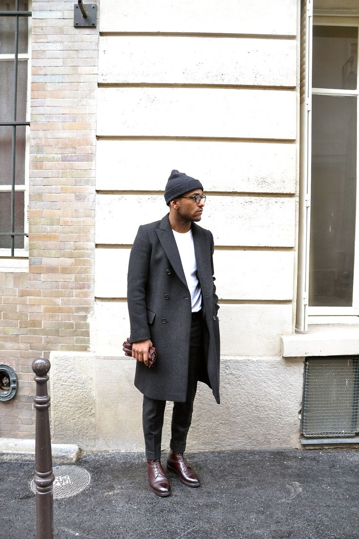 It was all about the long coat last fall. Most of you were late so I'll show you again next fall.