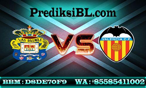 Prediksi Jitu Las Palmas vs Valencia 21 januari 2018