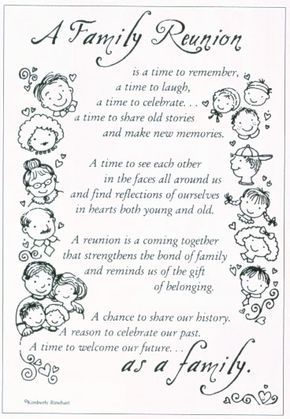 Household Reunion Verse Sticker Sheet
