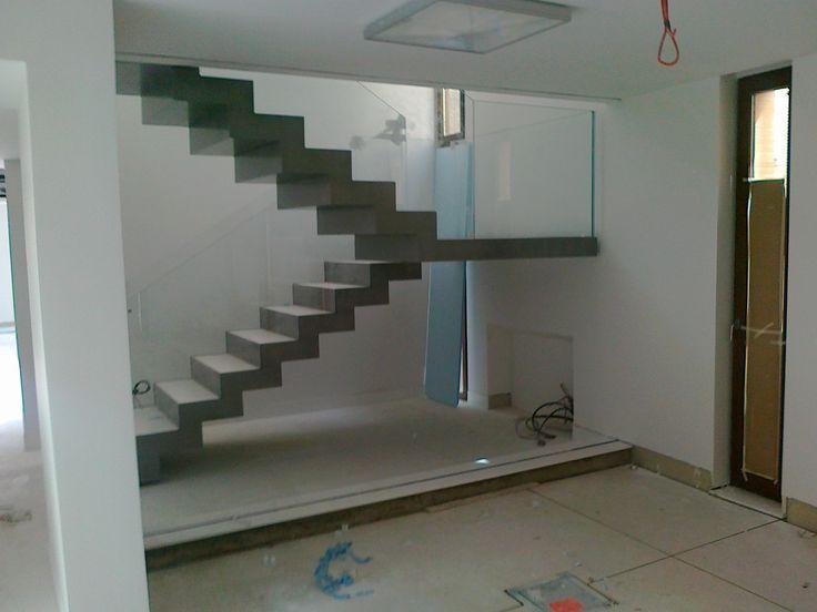M s de 25 ideas incre bles sobre escaleras prefabricadas for Interiores de casas prefabricadas