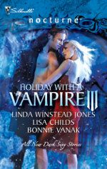 Lisa Childs - Holiday with a vampire III